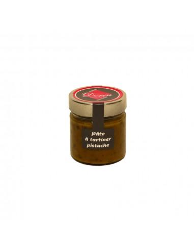 Pâte à tartiner artisanale aux pistaches