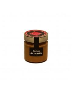 Crème de canelés de Bordeaux à tartiner
