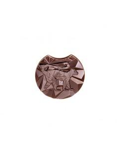 """Tablette Cameroun """" La Cacaoterie"""" 64%"""