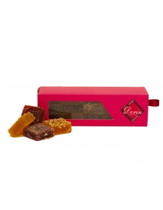 Cube de chocolats assortis à grignoter 250 gr